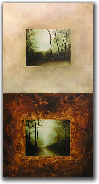 Black Hawk Diptych